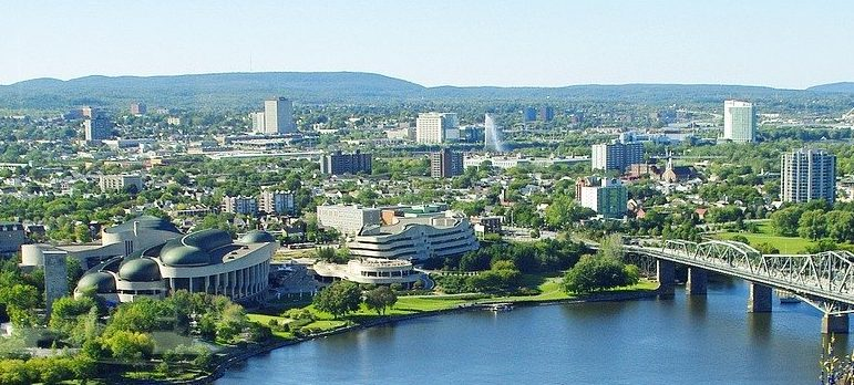 Ottawa is one of the places for young professionals in Canada