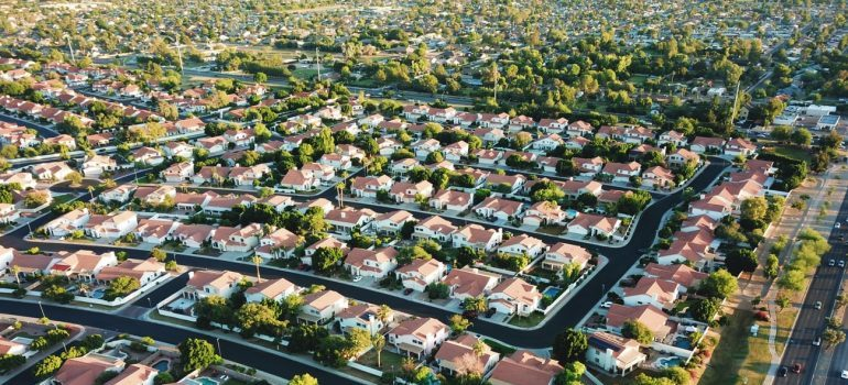 A neighborhood