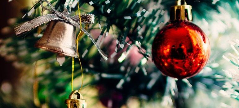 Check out your old ornaments and declutter before the holidays