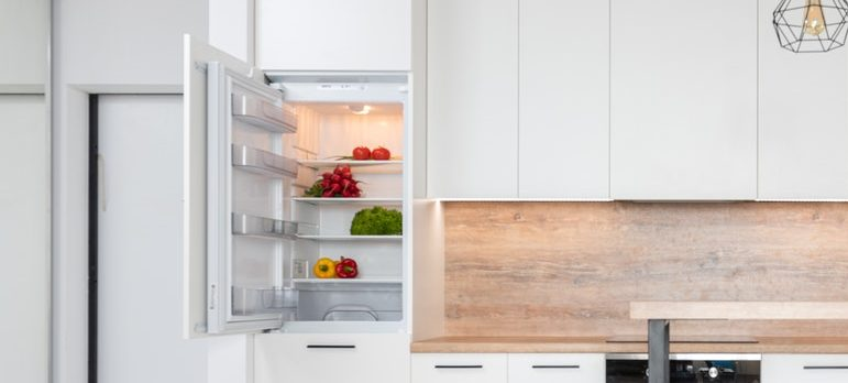 You will move your pantry but do not forget about the fridge as well
