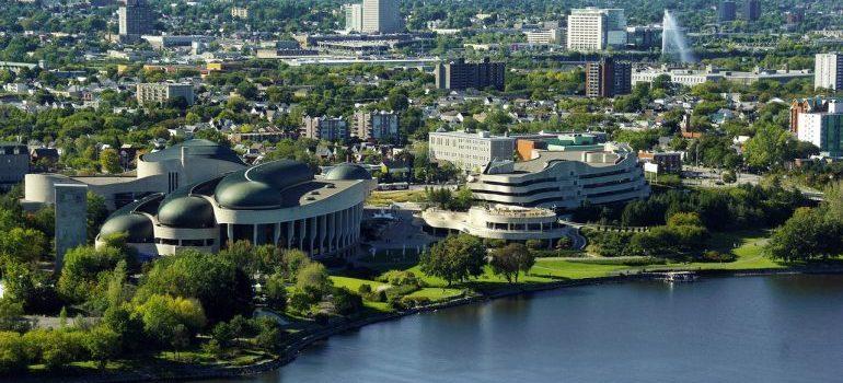 view of Ottawa