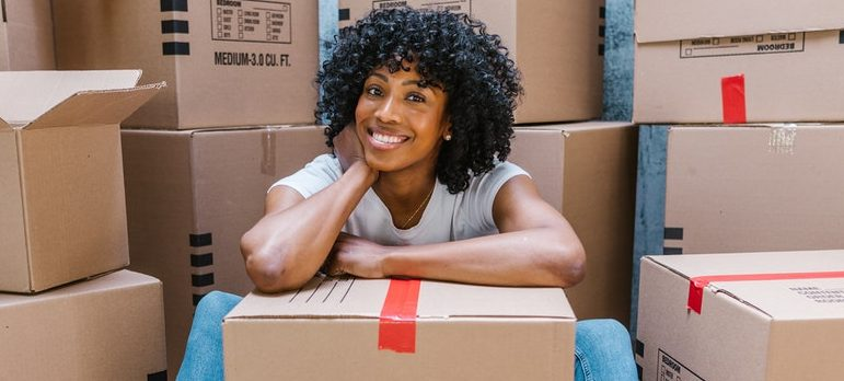 Obtain the packing materials required for moving IT equipment